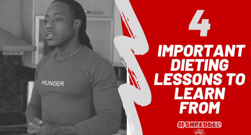 4 IMPORTANT DIETING LESSONS TO LEARN FROM 1