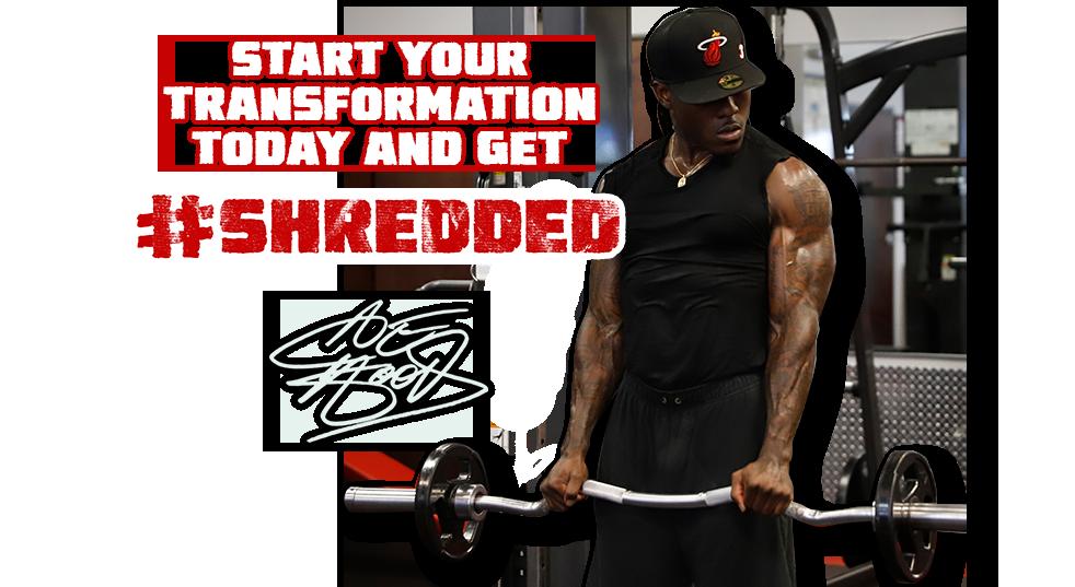 join now shredded