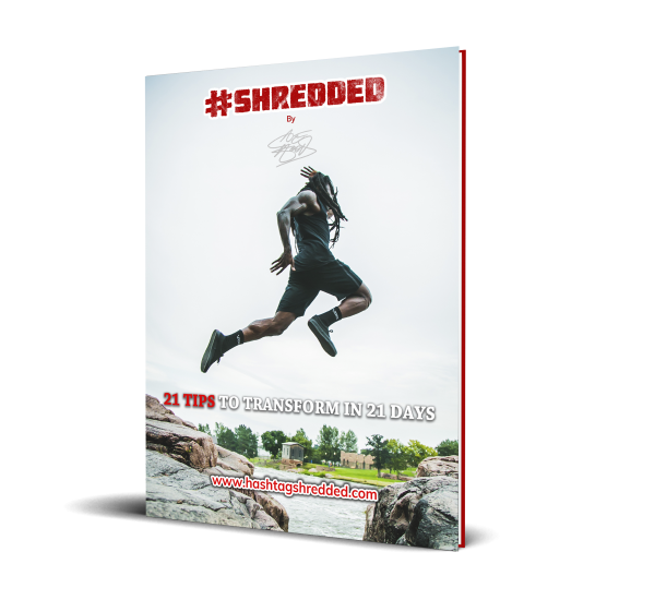 #shredded ebook